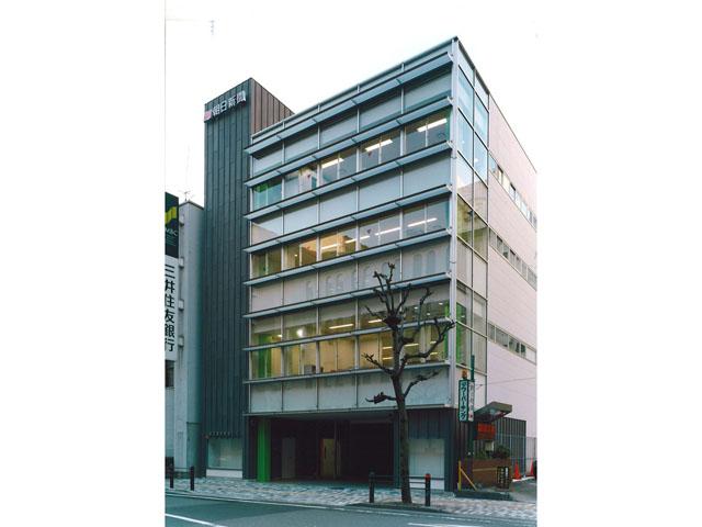 朝日新聞静岡ビル