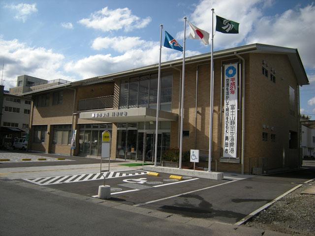 川根町庁舎