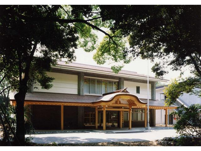 静岡縣神社会館