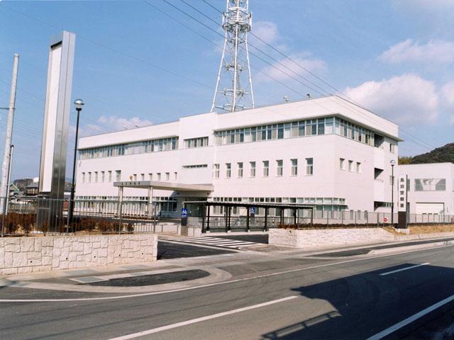 島田警察署庁舎