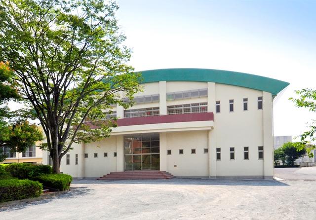 学校法人富士学園 静岡県富士見高等学校 第二体育館