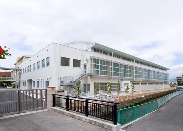 学校法人富士学園 静岡県富士見高等学校 第一体育館