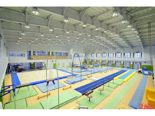 静岡産業大学経営学部第3スポーツセンター
