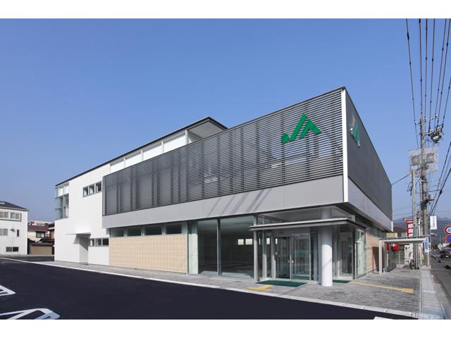 JA静岡市 西奈支店