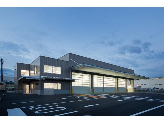 静岡日野自動車株式会社 静岡営業所第二工場