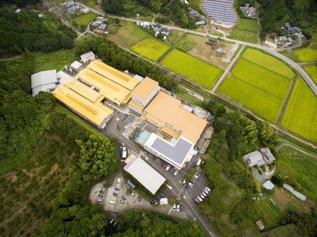 株式会社静岡茶通信直販センター 紅茶工場