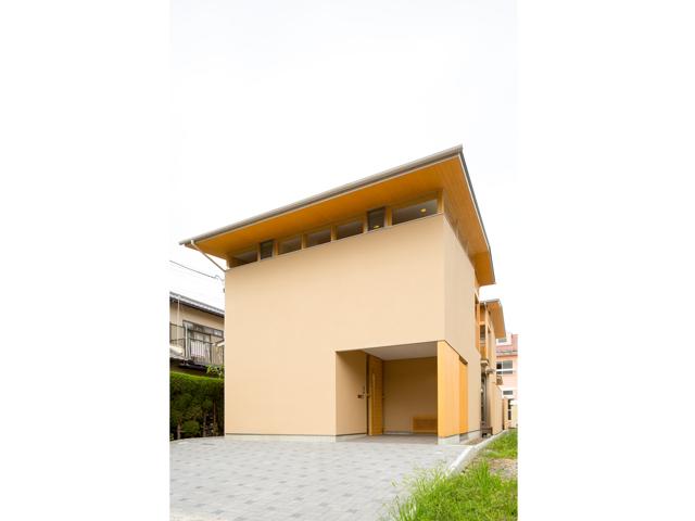 青葉町の家