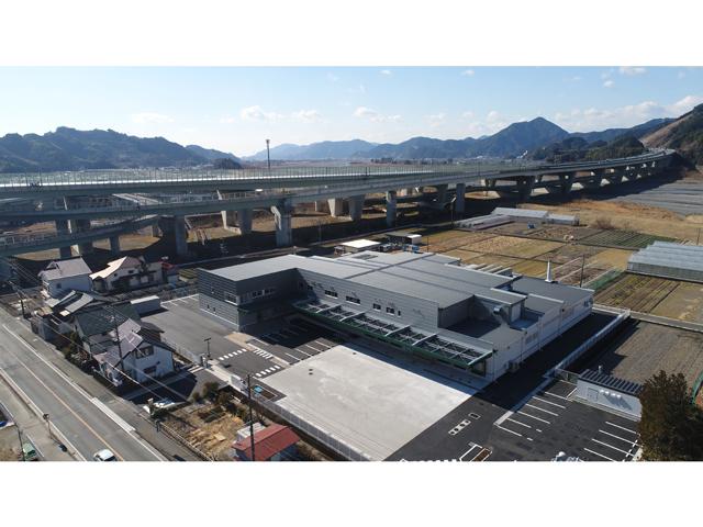 静岡市立門屋学校給食センター